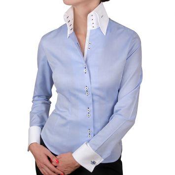Блузка С Запонками В Спб