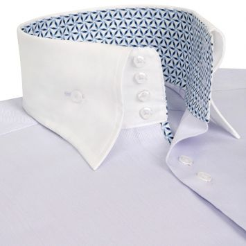 Приталенные мужские рубашки POGGINO