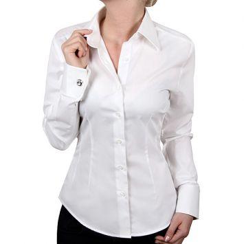 Белые Блузки Для Офиса В Омске