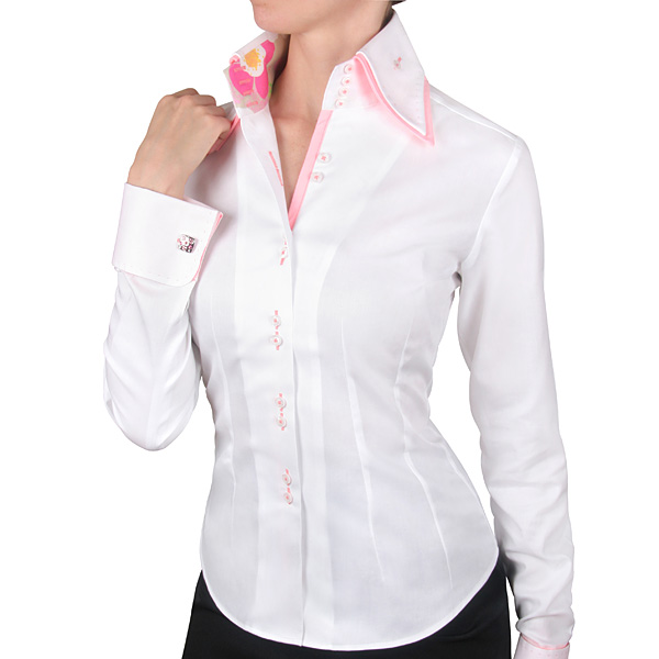 Блузка С Запонками Купить